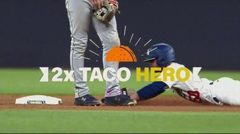 Taco Bell TV Spot, 'Steal a Base, Steal a Taco: A Base Was Stolen'