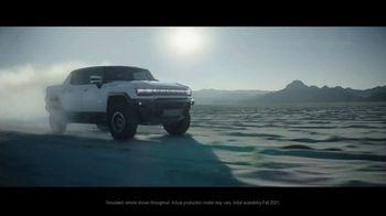 GMC Hummer EV TV Spot, 'Revolutionary Arrival' Song by Karen O, Trent Reznor [T1] - 44 commercial airings