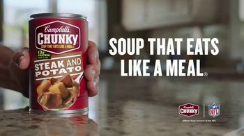 Campbell's Soup Chunky Steak and Potato TV Spot, 'Obstacles' - Thumbnail 9