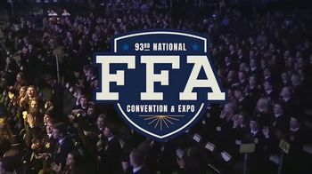 RFD TV NOW TV Spot, '2020 National FFA Convention & Expo' - Thumbnail 1