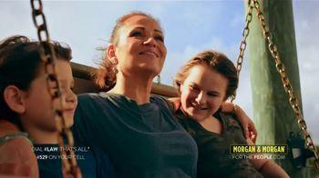 Morgan & Morgan Law Firm TV Spot, 'Client Stories: Christine'