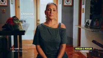 Morgan & Morgan Law Firm TV Spot, 'Client Stories: Christine' - Thumbnail 2