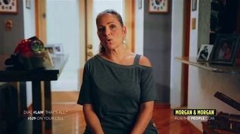 Morgan & Morgan Law Firm TV Spot, 'Client Stories: Christine' - Thumbnail 4