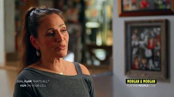 Morgan & Morgan Law Firm TV Spot, 'Client Stories: Christine' - Thumbnail 5