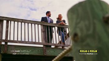 Morgan & Morgan Law Firm TV Spot, 'Client Stories: Christine' - Thumbnail 7