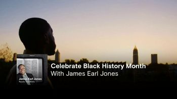 Pray, Inc. TV Spot, 'James Earl Jones Reads the Bible: Celebrate Black History Month'