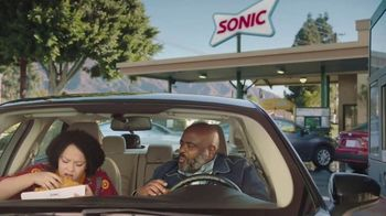 Sonic Drive-In Extra-Long Ultimate Cheesesteak TV Spot, 'Share' - Thumbnail 2
