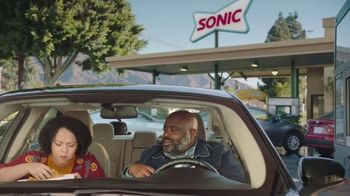 Sonic Drive-In Extra-Long Ultimate Cheesesteak TV Spot, 'Share' - Thumbnail 4
