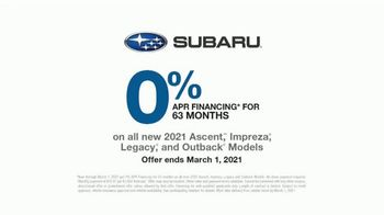 Subaru Forester TV Spot, 'Call of the Road' [T2] - Thumbnail 9