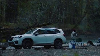 Subaru Forester TV Spot, 'Call of the Road' [T2] - Thumbnail 7