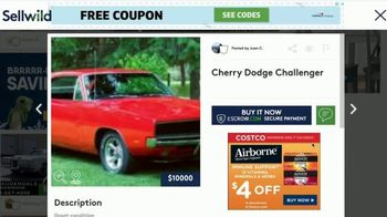 Sellwild TV Spot, 'Digital Classified Ads' - Thumbnail 10