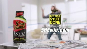 5-Hour Energy Extra Strength TV Spot, 'Getting Stuff Done' - Thumbnail 10