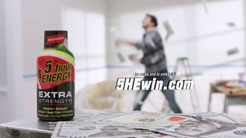 5-Hour Energy Extra Strength TV Spot, 'Getting Stuff Done' - Thumbnail 8