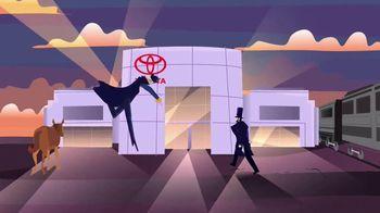 Toyota Presidents Day Sales Event TV Spot, 'Decreed: RAV4 and Highlander' [T2] - Thumbnail 9