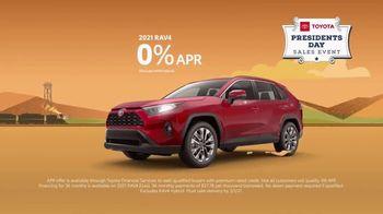 Toyota Presidents Day Sales Event TV Spot, 'Decreed: RAV4 and Highlander' [T2] - Thumbnail 5
