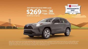 Toyota Presidents Day Sales Event TV Spot, 'Decreed: RAV4 and Highlander' [T2] - Thumbnail 6