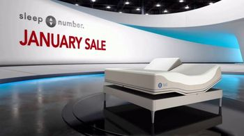 Sleep Number January Sale TV Spot, 'Weekend Special: $900 Delivery and Setup' - Thumbnail 1