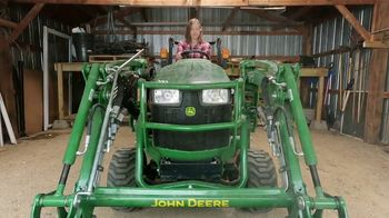John Deere 1 Series Tractor TV Spot, 'Not an Influencer'