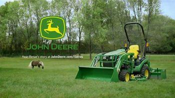John Deere 1 Series Tractor TV Spot, 'Not an Influencer' - Thumbnail 8