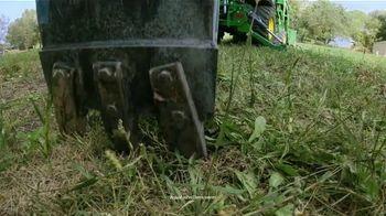 John Deere 1 Series Tractor TV Spot, 'Renae's Story'