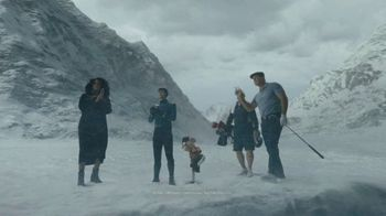 Paramount+ TV Spot, 'Expedition: Frostbite' Featuring Bryson DeChambeau, Ethan Peck, Simone Missick - 110 commercial airings