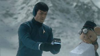 Paramount+ TV Spot, 'Expedition: Frostbite' Featuring Bryson DeChambeau, Ethan Peck, Simone Missick - Thumbnail 4
