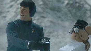 Paramount+ TV Spot, 'Expedition: Frostbite' Featuring Bryson DeChambeau, Ethan Peck, Simone Missick - Thumbnail 5