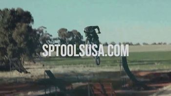 SP Tools USA TV Spot, 'Staying Airborne' Featuring Jackson Strong - Thumbnail 6