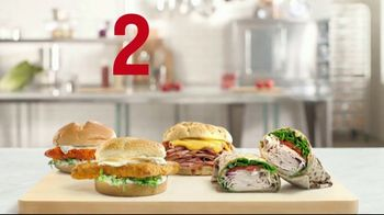Arby's 2 for $6 Everyday Value TV Spot, 'Spicy Buffalo Crispy Chicken' Song by YOGI - Thumbnail 2