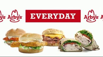 Arby's 2 for $6 Everyday Value TV Spot, 'Spicy Buffalo Crispy Chicken' Song by YOGI - Thumbnail 3
