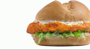 Arby's 2 for $6 Everyday Value TV Spot, 'Spicy Buffalo Crispy Chicken' Song by YOGI - Thumbnail 4