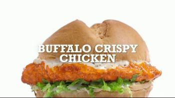 Arby's 2 for $6 Everyday Value TV Spot, 'Spicy Buffalo Crispy Chicken' Song by YOGI - Thumbnail 5