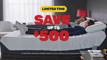 Mattress Firm TV Spot, 'Tempur-Pedic: Save Up to $500' - Thumbnail 5