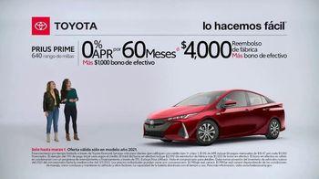 2021 Toyota Prius Prime TV Spot, '¿Qué es eso?: Prius Prime' [Spanish] [T2] - Thumbnail 4