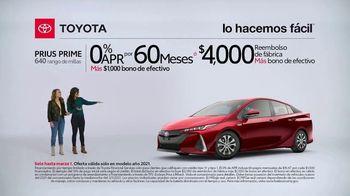 2021 Toyota Prius Prime TV Spot, '¿Qué es eso?: Prius Prime' [Spanish] [T2] - Thumbnail 5