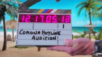 Corona Extra TV Spot, 'Corona Hotline: Romo Replacement' Featuring Guillermo Rodriguez - Thumbnail 1