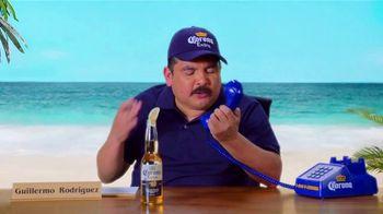 Corona Extra TV Spot, 'Corona Hotline: Romo Replacement' Featuring Guillermo Rodriguez - Thumbnail 5