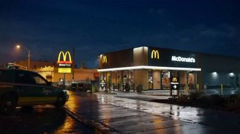 McDonald's TV Spot, 'The Overnight Shift Is Over: McGriddles and $1 Dr Pepper'