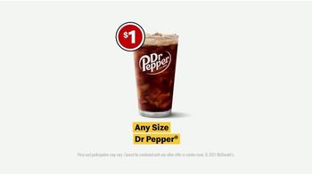 McDonald's TV Spot, 'The Overnight Shift Is Over: McGriddles and $1 Dr Pepper' - Thumbnail 10