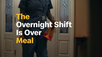 McDonald's TV Spot, 'The Overnight Shift Is Over: McGriddles and $1 Dr Pepper' - Thumbnail 7