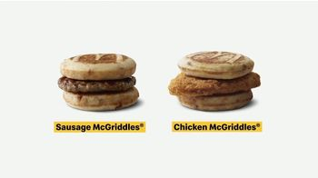 McDonald's TV Spot, 'The Overnight Shift Is Over: McGriddles and $1 Dr Pepper' - Thumbnail 9