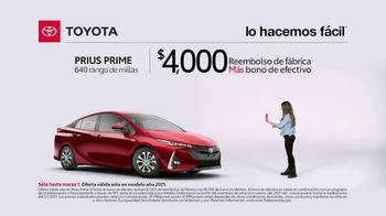 2021 Toyota Prius Prime TV Spot, 'Videollamada' [Spanish] [T2]