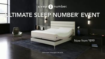 Ultimate Sleep Number Event TV Spot, 'Save 50%: 0% Interest' - Thumbnail 3