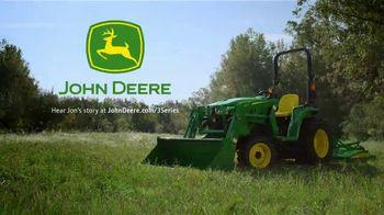 John Deere 3 Series Tractor TV Spot, 'Steward of the Land' - Thumbnail 7