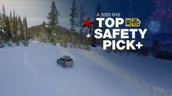 Subaru Washington's Birthday Sales Event TV Spot, 'Feel the Freedom: Forester' [T2]