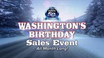 Subaru Washington's Birthday Sales Event TV Spot, 'Feel the Freedom: Forester' [T2] - Thumbnail 2