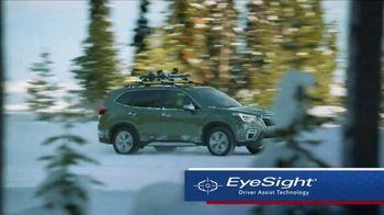 Subaru Washington's Birthday Sales Event TV Spot, 'Feel the Freedom: Forester' [T2] - Thumbnail 5