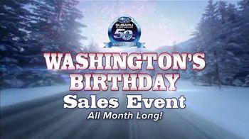 Subaru Washington's Birthday Sales Event TV Spot, 'Feel the Freedom: Crosstrek' [T2] - Thumbnail 2
