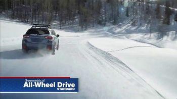 Subaru Washington's Birthday Sales Event TV Spot, 'Feel the Freedom: Crosstrek' [T2] - Thumbnail 3