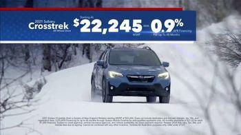 Subaru Washington's Birthday Sales Event TV Spot, 'Feel the Freedom: Crosstrek' [T2] - Thumbnail 4